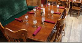 Pumphouse Restaurant Fairbanks Menu